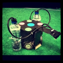 Our latest generation of soccer robots, after 5 years of experience :D