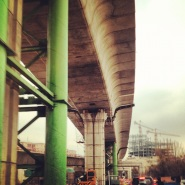 رسما سرويس شديم تا اين پل در بياد :|