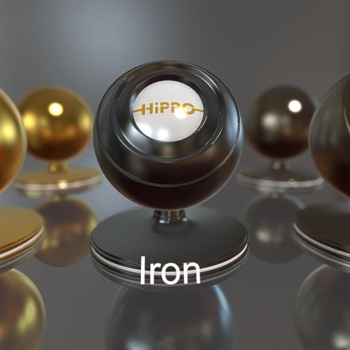 Brushed Iron